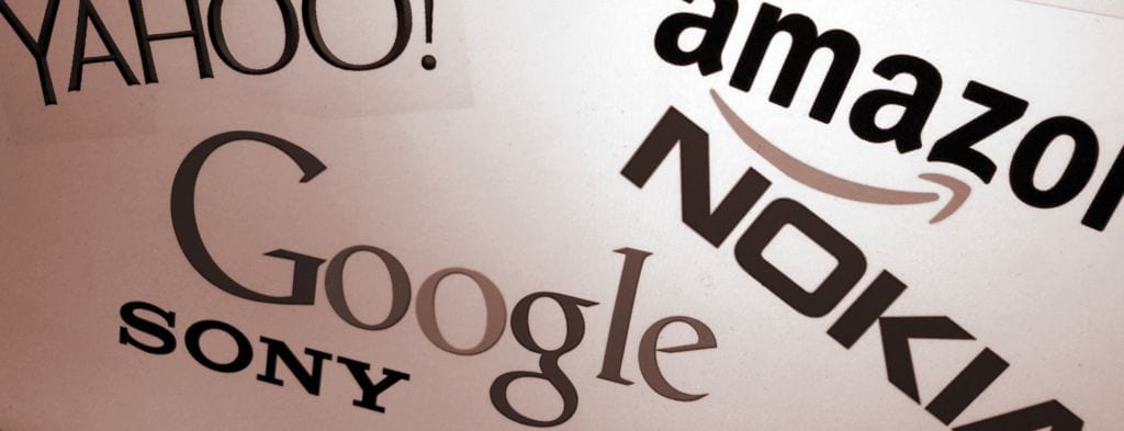 How Some Big Tech Companies Got Their Names
