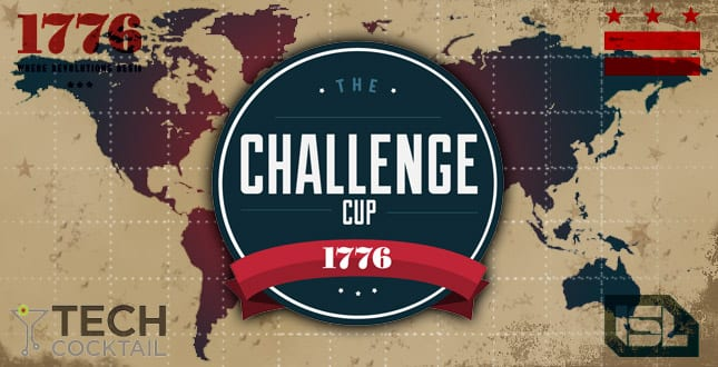 1776 Challenge cup banner