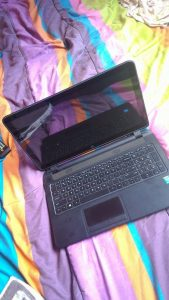 A slightly used HP laptop - 2 months old pic 1