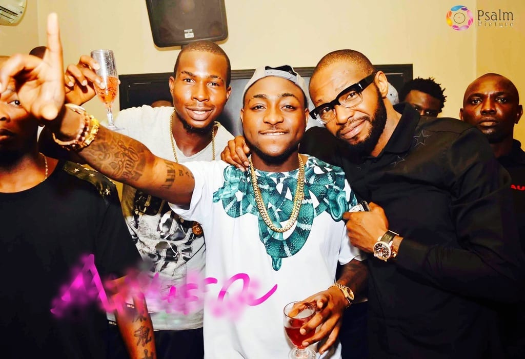 pics of dr spicy and Davido