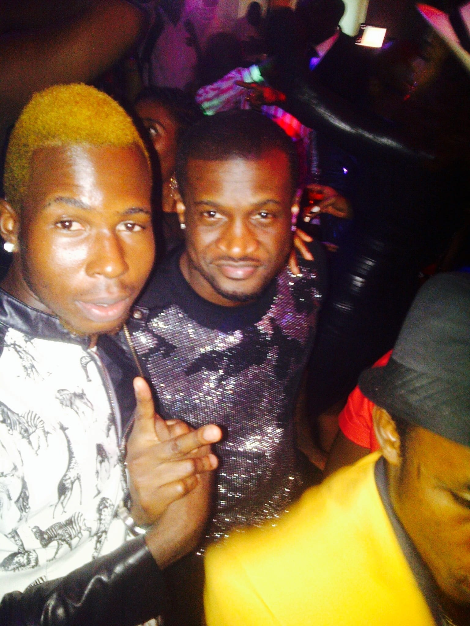 pics of dr spicy and PSquare