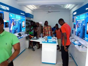 TECNO Mobile Swedru Exclusive shop