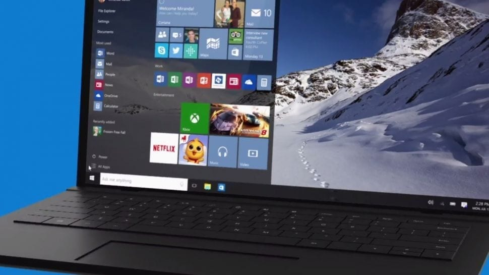 Windows 10 set to be released on July 29