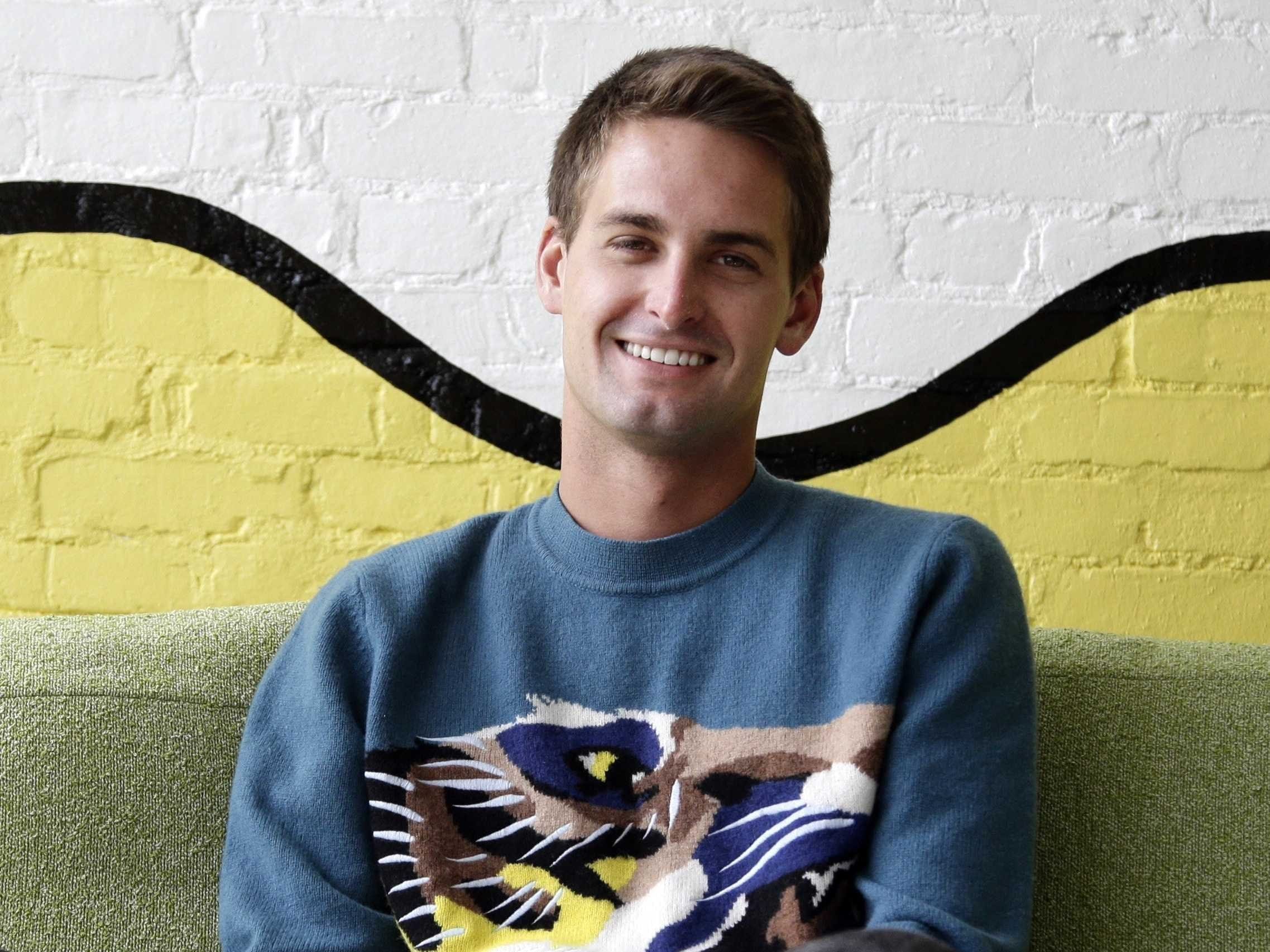 Evan Spiegel Is Right Though, Snapchat Is An App For Rich People, Not India