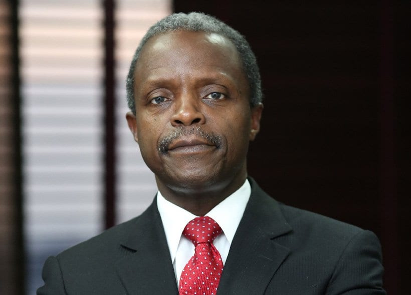 Nigeria's Vice President, Prof. Yemi Osinbajo says the administration plans to build more Technology Hubs
