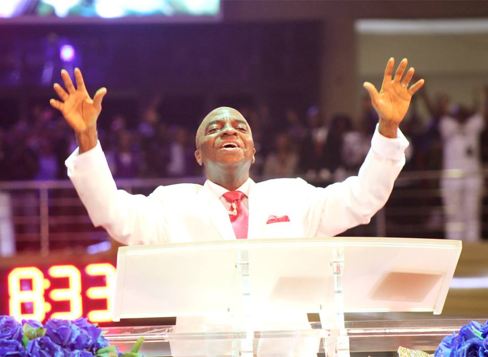 Bishop David Oyedepo: WCI Prophetic Declarations For This Week – May 21, 2017