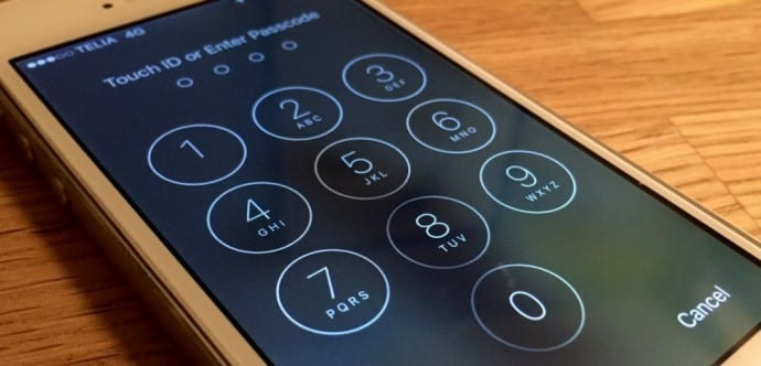 New Lock Screen Passcode Bypass Flaw