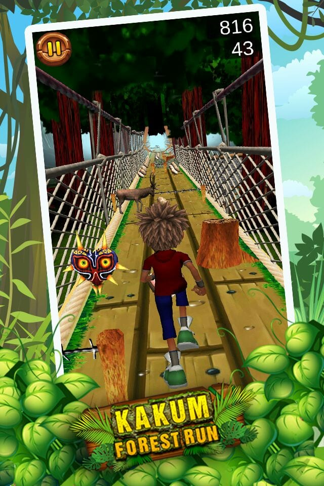 Kakum Forest Run 1.0 Android APK Free Download - apkturbo.com