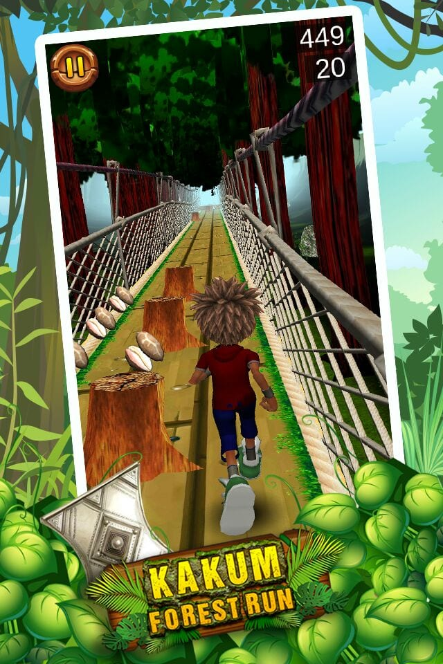 Kakum Forest Run for Android Free Download - 9Apps