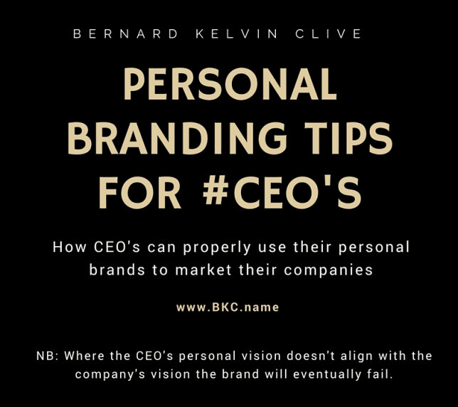 10 must know branding tips for the CEO