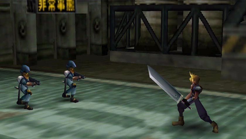 Here Is Final Fantasy VII for Android