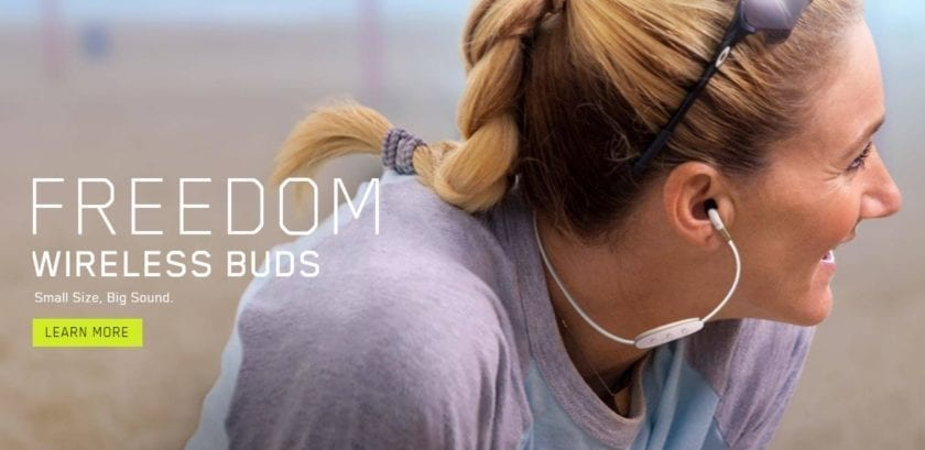 New JayBird Bluetooth earbuds are teeny tiny and pack portable power