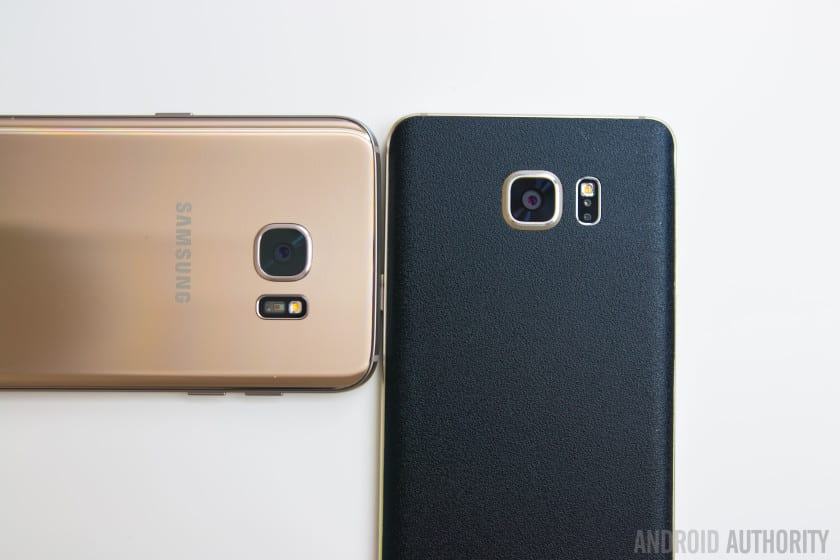 Galaxy Note 7 reportedly launching August 2 with 3,600 mAh battery