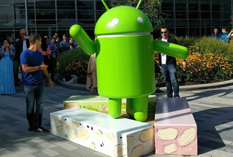 Google Is Rolling Out Android Nougat To Select Smartphones