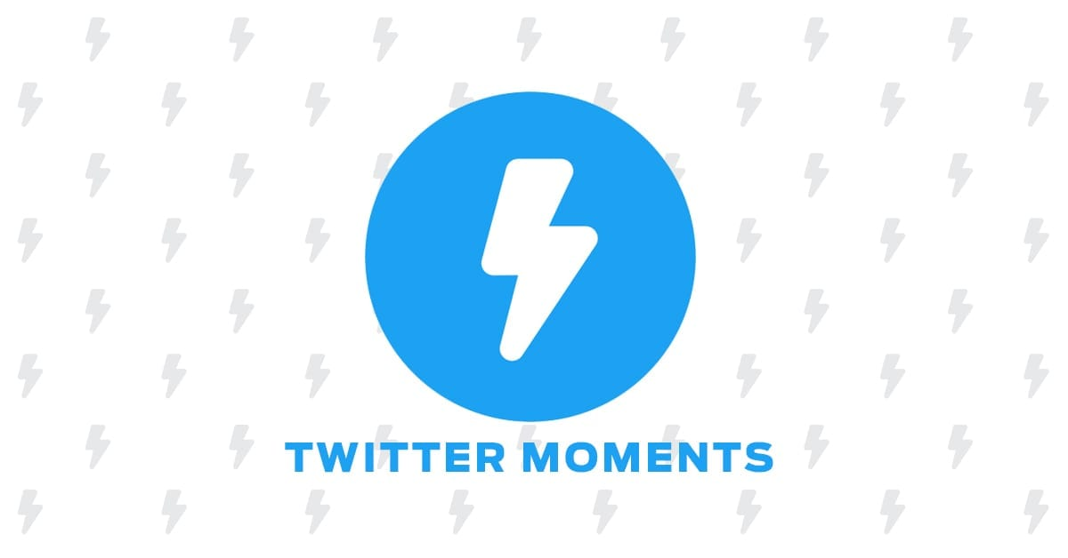 Everyone will be able to create their own Twitter moments