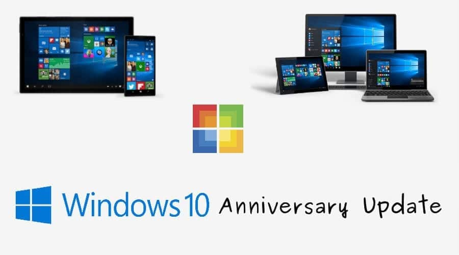 How to download Windows 10 anniversary upgrade