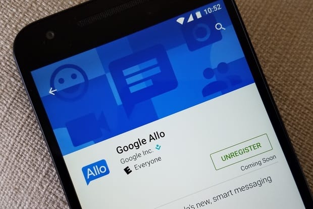Google Allo Is Now Available