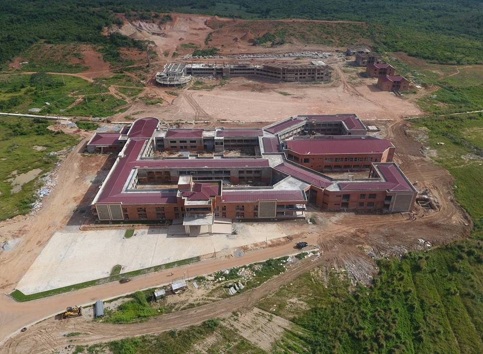 Photos: Nduom School of Business and Technology, Elimina