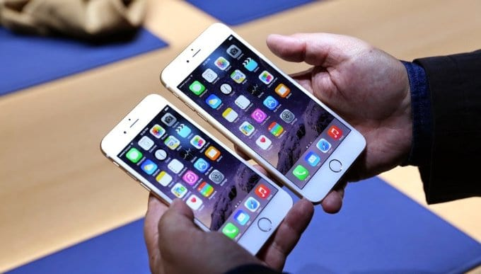 Apple fix iphone touch disease