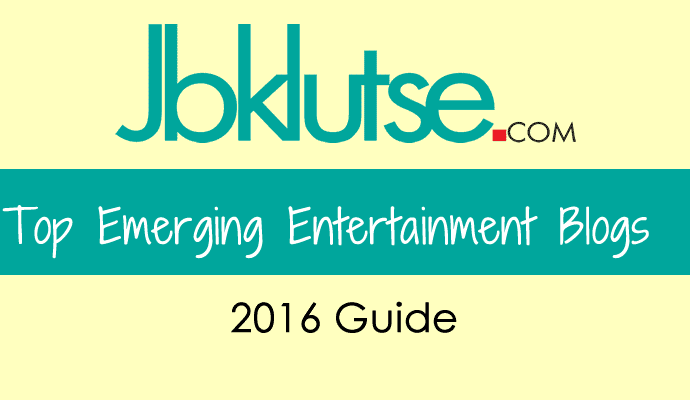 top emerging entertainment blogs ghana