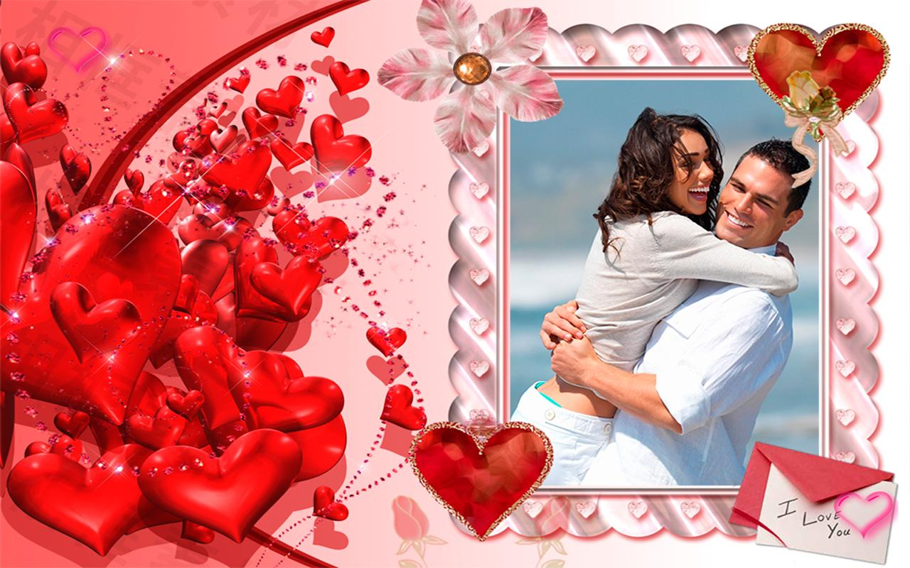 Create Amazing Photos With Valentines Day Photo Frames App