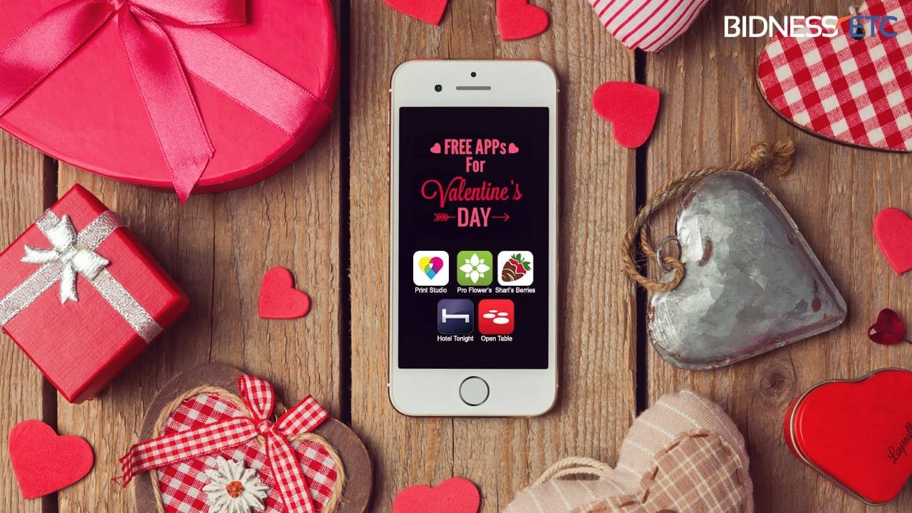Tech Lifesytle: Use Valentines Day Special App To Spice Up ...