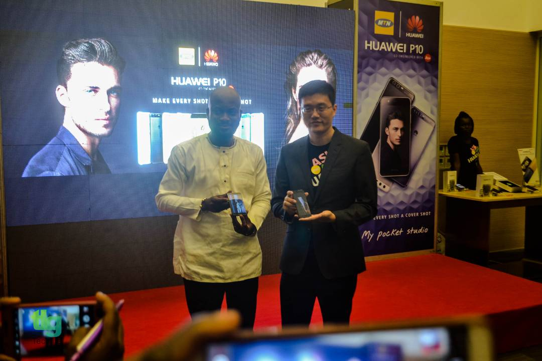 Huawei P10 Officially Launched In Ghana