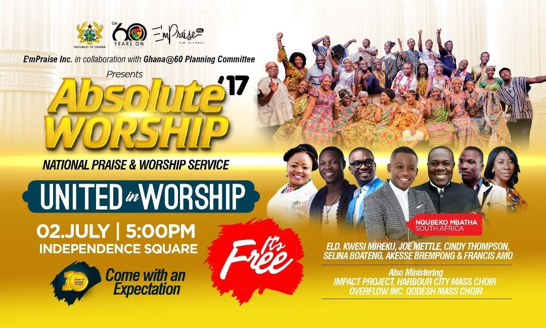 Absolute Worship 2017