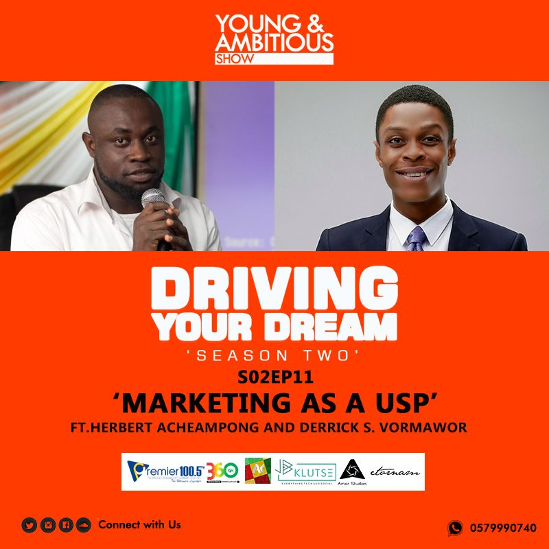 YAShowGH S02EP11: Marketing As A Unique Selling Point