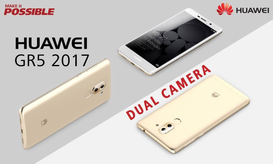 Discover The Huawei GR5 2017 – Full Specs, Features And Price In Ghana