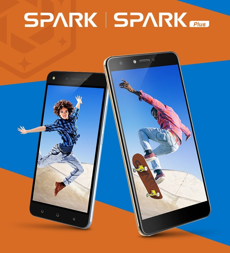 #LightUpYourDream: TECNO Spark And Spark Plus Is Coming To Ghana