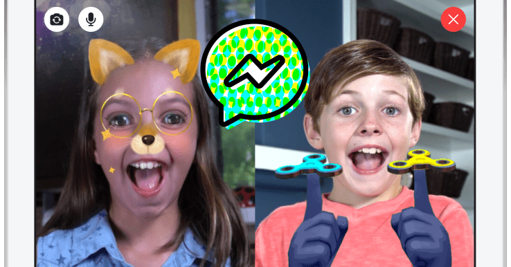 Protect Your Children Online With Facebook Messenger Kids