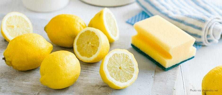 3 Things You Can Clean With Lemon Juice That You Didn't Know