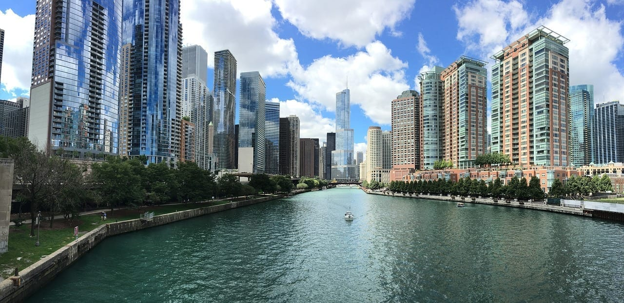 Chicago's green infrastructure plans to become a city of the future