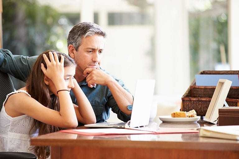 How family support can help children in clearing the competitive exams