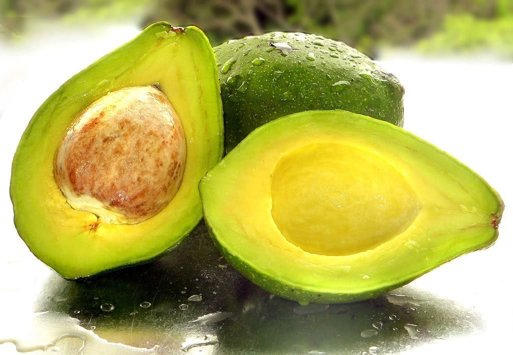 Avocado recipes
