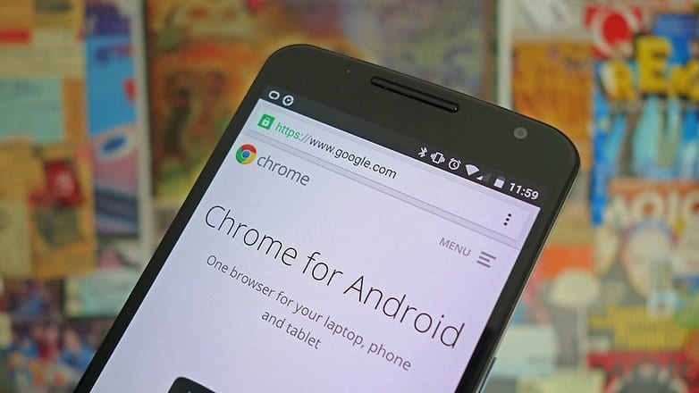 offline reading with google chrome on android