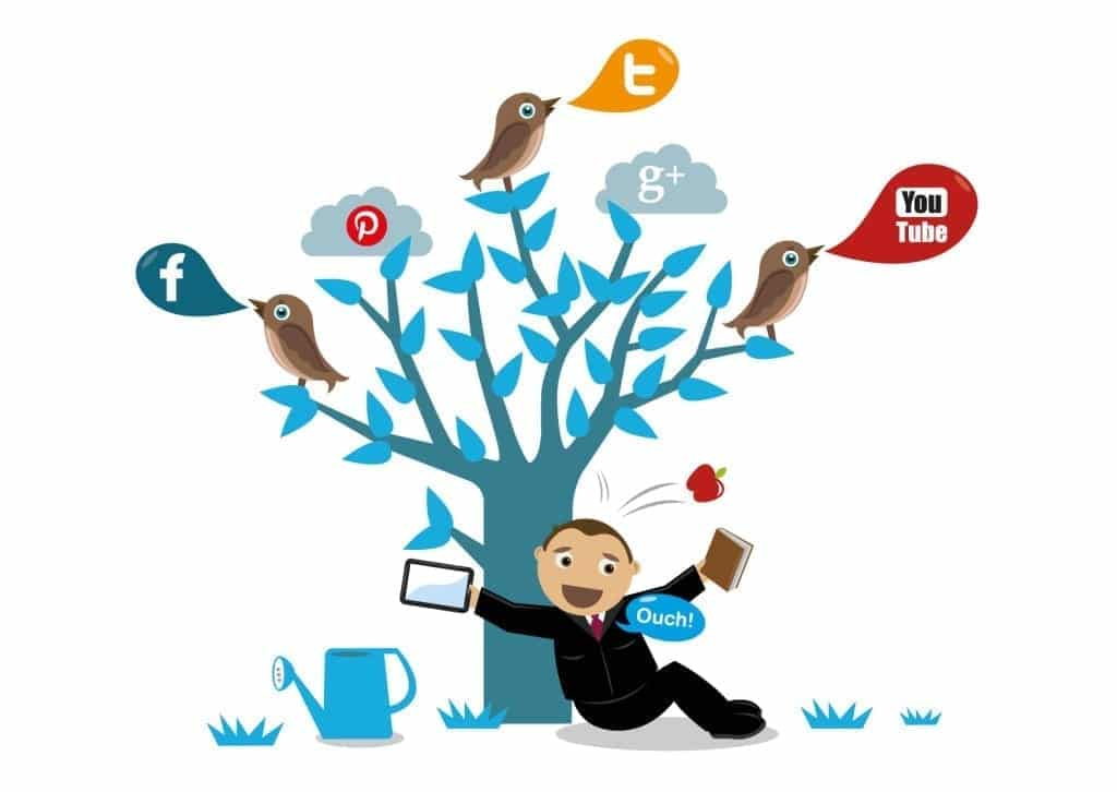 10 Super tips for getting your business started on Social Media