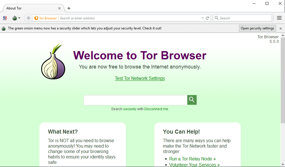 help about tor browser