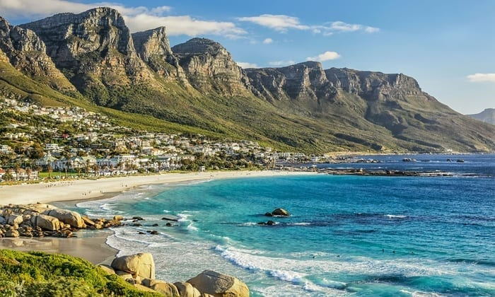 south africa vacations