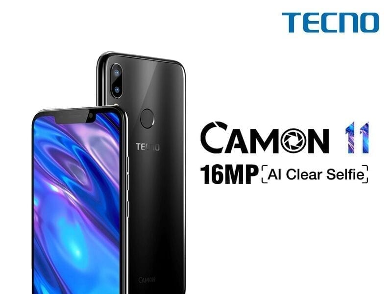 05f5b64de8b TECNO Camon 11   11 Pro officially unveiled in Ghana