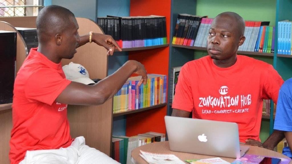 How Mahmoud Jajah is transforming Ghana's inner cities through technology