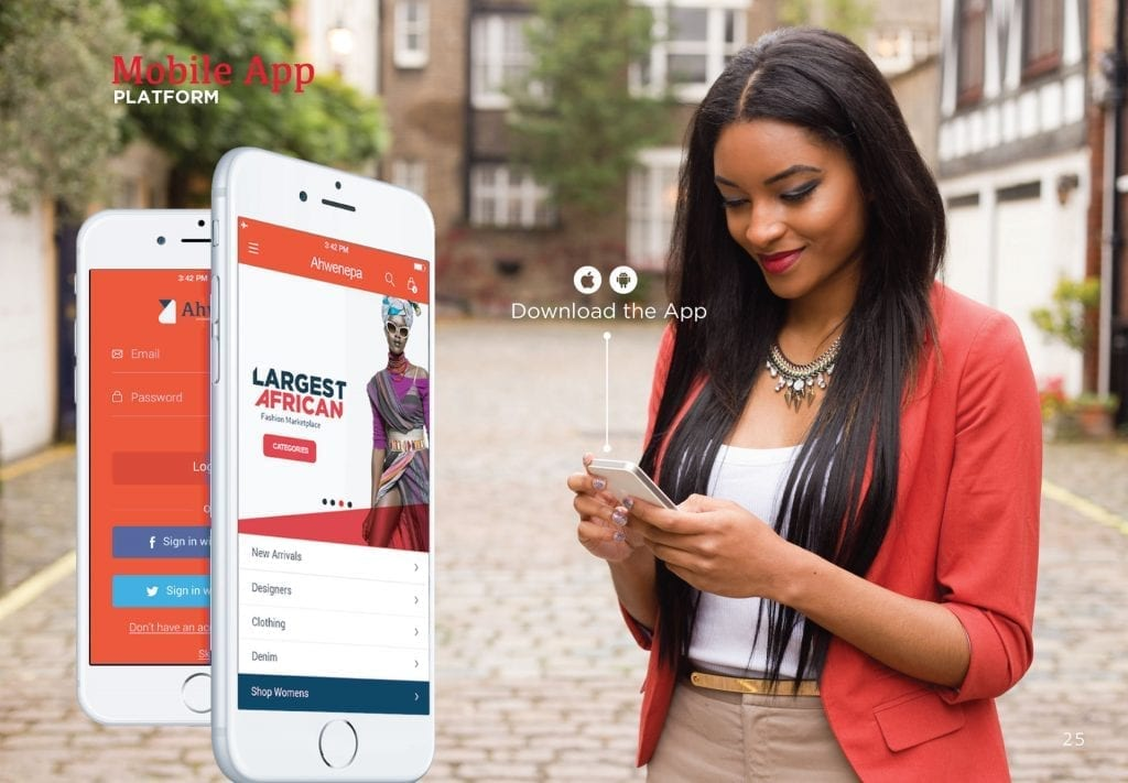 Ahwenepa: Africa's largest fashion marketplace created by two Ghanaians