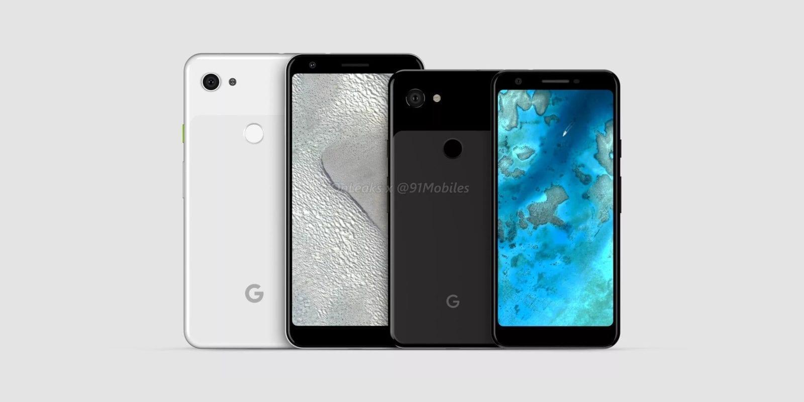 Google's Pixel 3 Lite XL Just Leaked