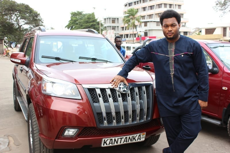 Kantanka Auto has secured about thirteen thousand (13,000) orders from three different West African countries.