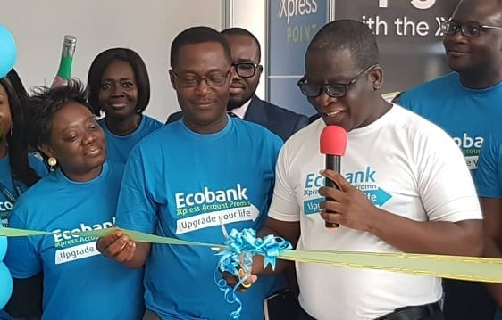 Ecobank launches 'Ecobank Xpress Money Promotion' to make Ghana a cash-lite society and promote a sustained economic growth