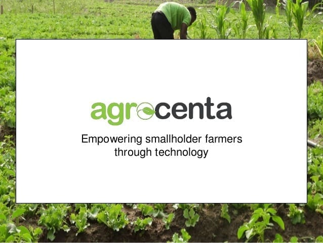 Ghanaian startup AgroCenta secures US$650,000 in seed round funding, ghana tech news
