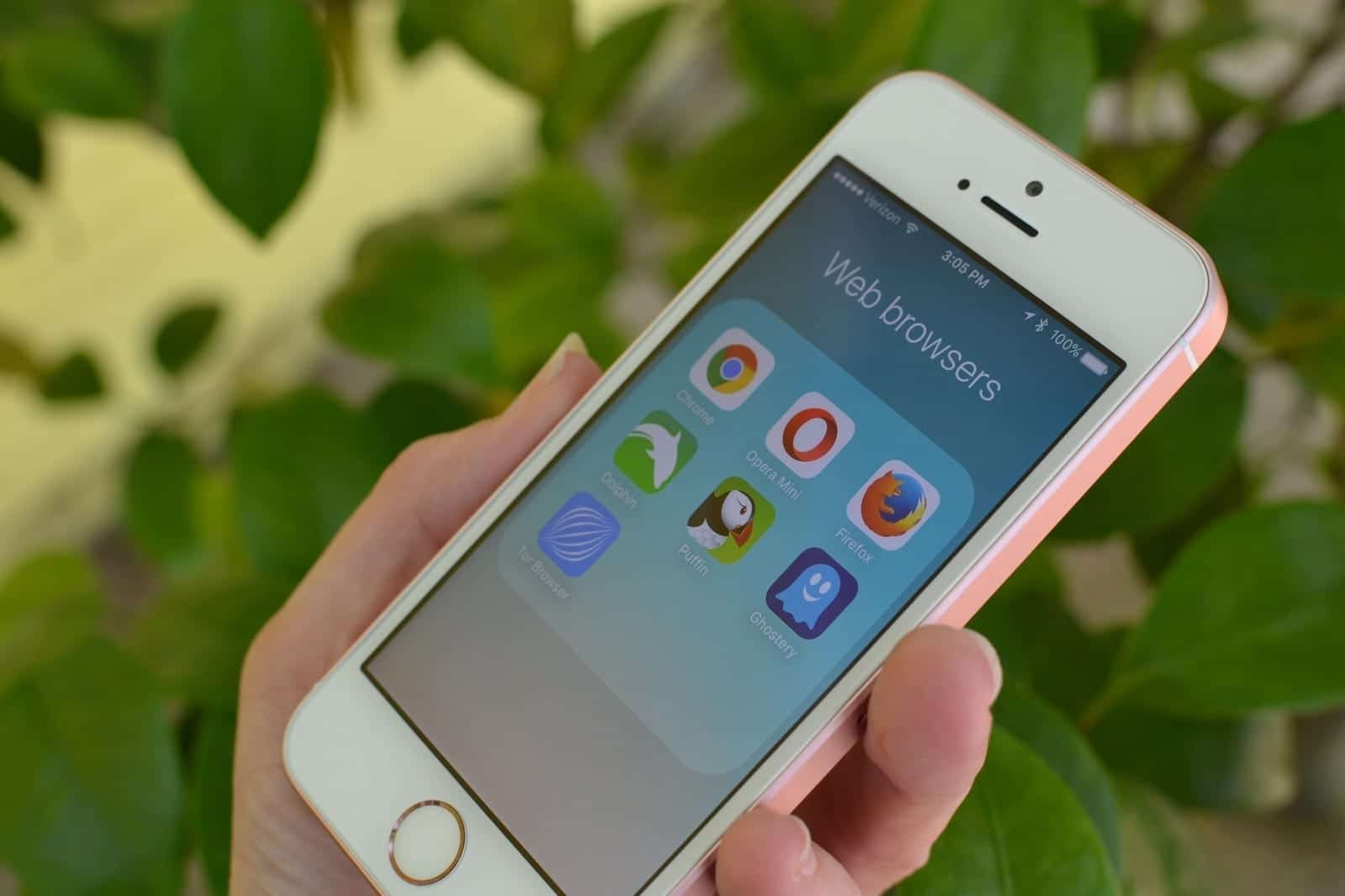 Here is our best 6 alternative web browser apps for iPhone's Safari browser