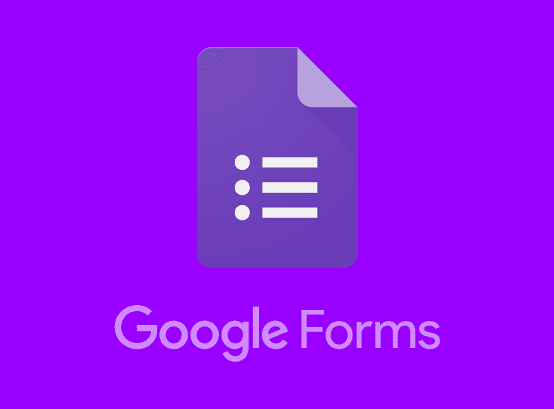 Using Google Forms to manage your customer data