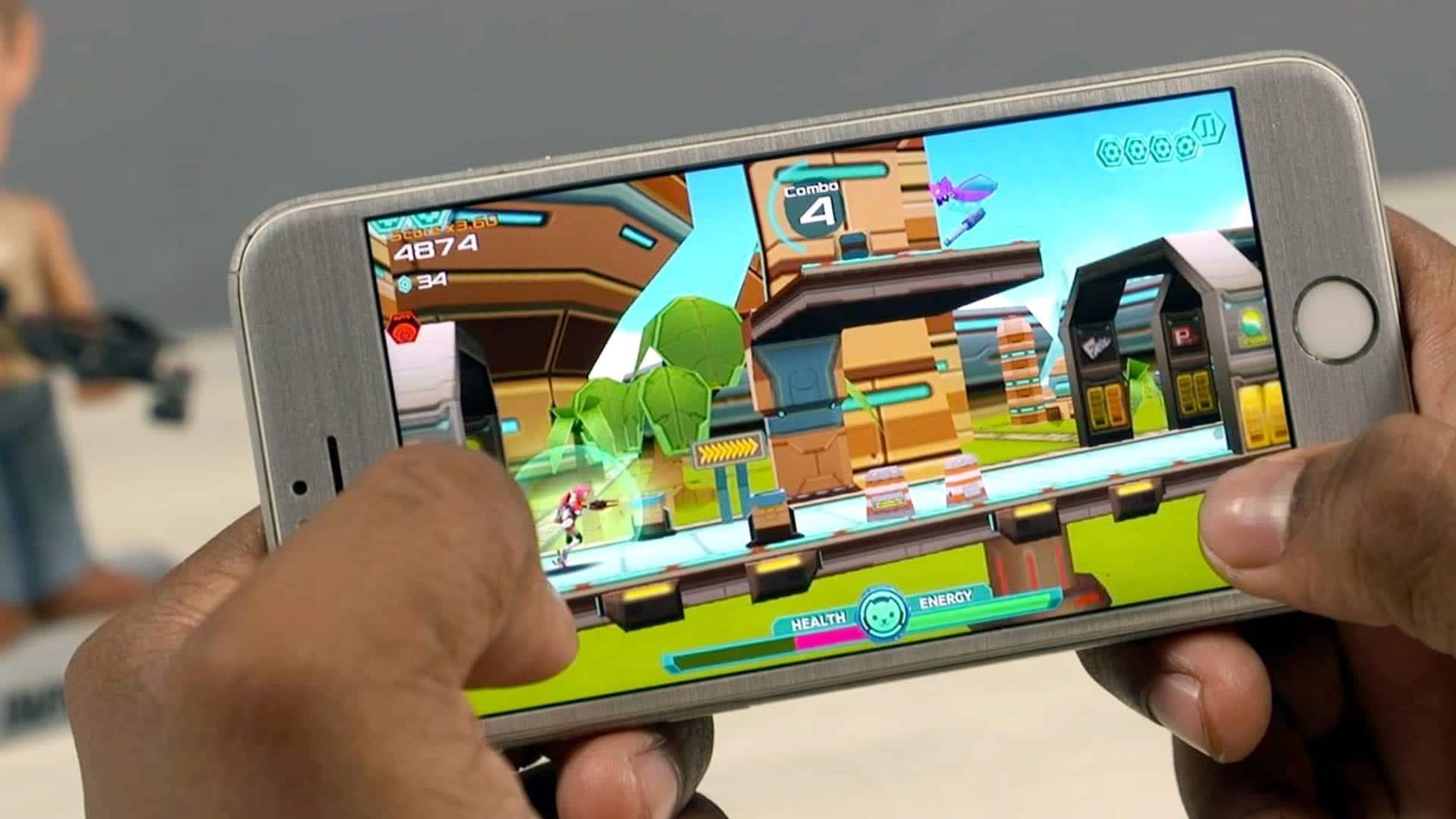 Apple releases list of top 20 most downloaded free games